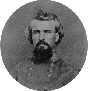 Nathan Bedford Forrest, CSA.