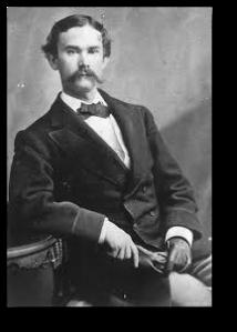 John Hay, President Lincoln's secretary.  (Wikipedia)