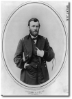 Ulysses S. Grant, Lieutenant-General, USA  (Library of Congress)
