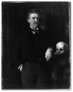 Ambrose Bierce.  (Library of Congress)