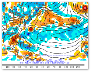 June 8th per the GFS model - hoodoo or something meaningful?