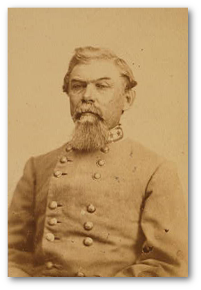 General William Hardee, C.S.A.  (Library of Congress)