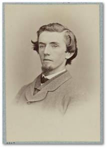 John Surratt.  (Library of Congress)