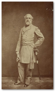 CS General Lee, possibly in 1864.  (Library of Congress)