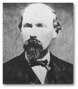 Dr. Samuel Mudd.  (Library of Congress, by way of Wikipedia)