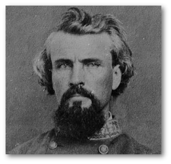 General Nathan Bedford Forrest (Library of Congress)