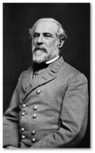 General Lee in March 1864.  (Library of Congress)