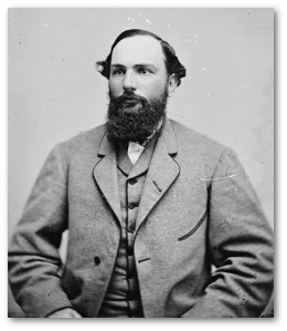 "W. H. F. ""Rooney"" Lee, General Lee's second son.  (Library of Congress)"