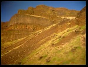 Geology at a blur