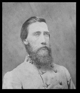 General J. B. Hood, CSA.  (Library of Congress)