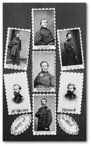 General Sherman's Army of the West.  Click to enlarge.  (Library of Congress)
