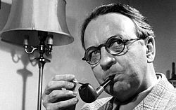 """I lit my pipe again. It makes you look thoughtful when you are not thinking."" - Raymond Chandler"