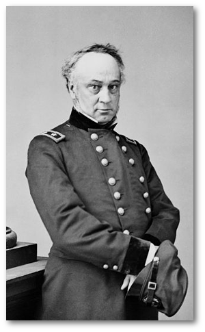 General Halleck.  (Library of Congress via Wikipedia)