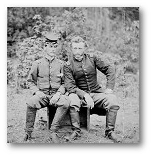 Ould only agreed to negotiations after Grant promised no more POWs would be forced to have their picture taken with George Custer, USA. [citation needed]