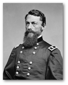 General George Stoneman, USA.  (Wikipedia)