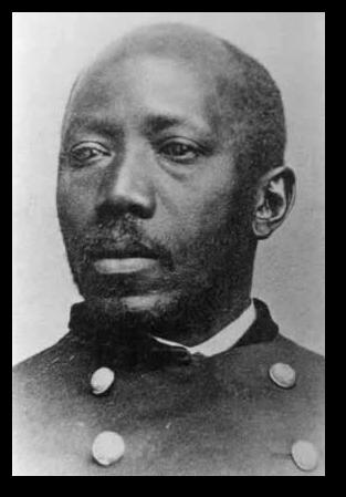 Major Martin R. Delany. (Wikipedia)