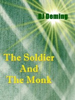 "Cover for ""The Soldier and the Monk"""