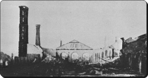 Ruins of the Confederate States Naval Foundry at Selma.  (Alabama Department of Archives and History via Wikipedia)