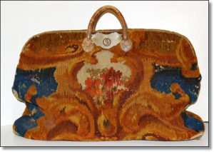 In and of themselves, carpet bags looked nice.  And durable?  This one has held up well for 155 years!  (Sobebunny)
